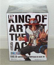 Banpresto One piece KING OF ARTIST THE PORTGAS · D · ACE Ⅲ 7.9 inch Figure 2018