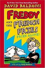 Freddy and the French Fries: Freddy and the French Fries : Fries Alive! Bk. 1...