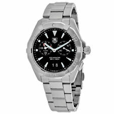 TAG Heuer Aquaracer Men's Silver Band Wristwatches