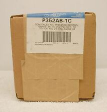 Johnson Controls P352AB-1C Adjustable Pressure Control *NEW SEALED*