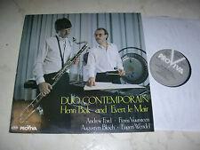 Duo frac proviva LABEL AVANTGARDE 1986