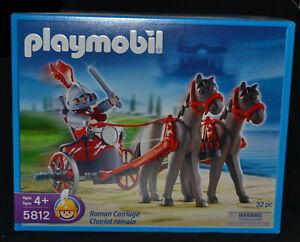 PLAYMOBIL® 5812 Römischer Streitwagen  - NEU / OVP
