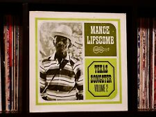 Mance Lipscomb ♫ Texas Songster Volume 2 ♫ Rare NM Arhoolie Repress Vinyl LP