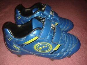 velcro astro turf football boots