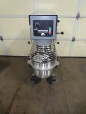 Varimixer Model W60 with Ss Bowl and 3 Attachments