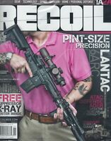 RECOIL Magazine  2020 # 51   Pint Size Precision