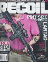 RECOIL Magazine  2020 # 51   Pint Size Precision