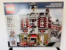 LEGO NEW FIRE BRIGADE 10197 SEALED RETIRED