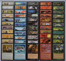 Lot des 55 cartes communes Fléau Magic MTG françaises différentes