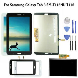 For Samsung Galaxy Tab 3 SM-T116NU T116 LCD Display Touch Screen Digitizer Tools