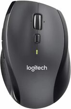 NEW!!! Logitech 910-001935 M705 Marathon Wireless Laser Mouse - Dark Gray