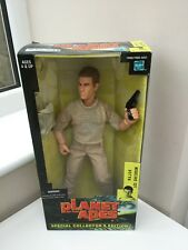 "HASBRO 2001 PLANET OF THE APES SPECIAL COLLECTOR'S EDITION 12"" MAJOR LEO DAVIDSO"