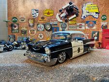 Chevrolet Bel Air-1:18-Police Chief-Tuning-Umbau-Felgen