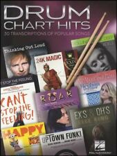 Drum Chart Hits 30 Transcriptions of Popular Songs Sheet Music Book Adele