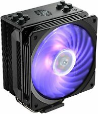 Cooler Master Hyper 212 RGB Black Edition CPU Air Cooler w/ SF120R 120mm RGB