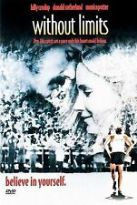 Without Limits (DVD, 1999) Donald Sutherland, Billy Crudup NEW!