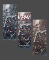 BATMAN WHO LAUGHS #1 PARRILLO 3 PACK VARIANT SET DC COMICS JOKER ROBIN