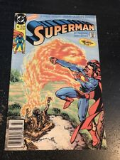 Superman#45 Awesome Condition 8.0(1990) Jimmy Olsen Diary