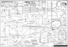 VK NIEUPORT 17 classic R/C SCALE model plans