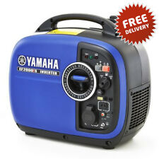 Genuine YAMAHA GENERATOR EF2000is Silent Inverter OHV 4 Stroke FREE POST
