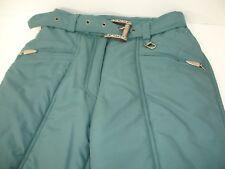 e55c17fa008e Fila Women's Air Force Blue Ski Snow Snowboard Pants Size 8