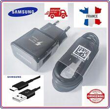 Chargeur original rapide Type C câble samsung Galaxy S10 S8 S9 Plus A3 A5 A7