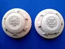N1144 Consilium Salwico EVC-PY-IS Optical Smoke Detector Lot Of 2