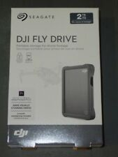 NEW Seagate (STGH2000400) 2TB DJI Fly Portable Drive Storage Hard Drive 2 TB