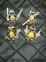 PA District 12 TMNT LEGO Ninja Turtle Little League World Series Pin Set