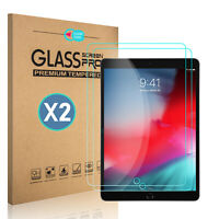 For Apple iPad Air 2019 3rd Gen 10.5'' Premium Tempered Glass Screen Protector
