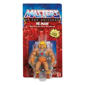 Masters of the Universe Origins Action Figure 2020 He-Man 14 cm Mattel