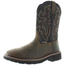 New listing Wolverine Mens Rancher Wellington Cowboy, Western Boots 10 Extra Wide (Ee) 5639