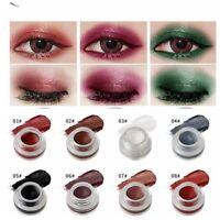 15 Color Waterproof Eye Liner Cream Eyeliner Eye Shadow Gel Makeup Cosmetic