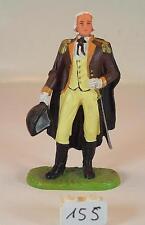 Elastolin 9131 Regiment Washington 18. Jahrh. 7 cm Offizier stehend #155