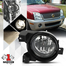 LH Driver Side OE Style Replacement Fog Light Bumper Lamp for 02-05 Mountaineer