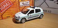 Renault Clio 2002 police Circulation 1/43 norev