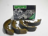 Set Brake Shoes Rear Brake Shoe Set Rear Frencar RENAULT 5 122 6 118