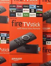 Fire TV Stick with Alexa Voice Remote Streaming Media Player Brand New Sealed
