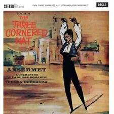 FALLA THREE CORNERED HAT ANALOGUE PRODUCTIONS CAPC 2296 HYBRID SACD UVP €38