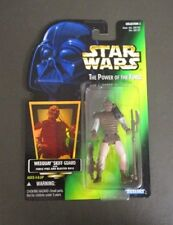 Weequay Skiff Guard 1997 STAR WARS Power of the Force POTF MOC
