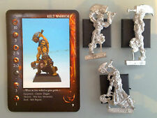 Confrontation - Kelt Sessair - Fury Warriors x3, With Card, CF16a