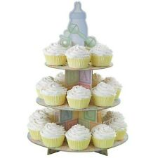 Baby Feet Cupcake Dessert Stand from Wilton 1492 NEW