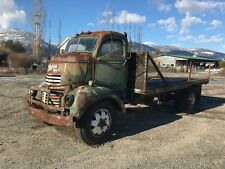 1941 GMC 350 Series Flatbed COE 1 1/2 ton NO RESERVE!!!