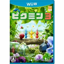 Japan Import Wii U Pikmin 3 Japanese Edition New W / Tracking From Japan