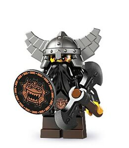 Lego minifig series 5 Evil Dwarf castle city new