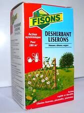 Desherbant pour liserons pissenlits chardons plantains mauvaises herbes