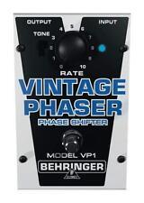 Behringer Vintage Phaser VP1 Phaser Guitar Effect Pedal