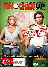 Knocked Up - Comedy / Adventure - Seth Rogen, Katherine Heigl - NEW DVD
