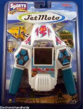 JET MOTO TIGER ELECTRONIC HANDHELD WATER SKI VIDEO LCD GAME SKIING ARCADE TOY