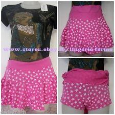 jupe short sexy jupette PIMKIE  coton L edition limité neuve